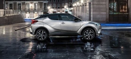The New C-HR